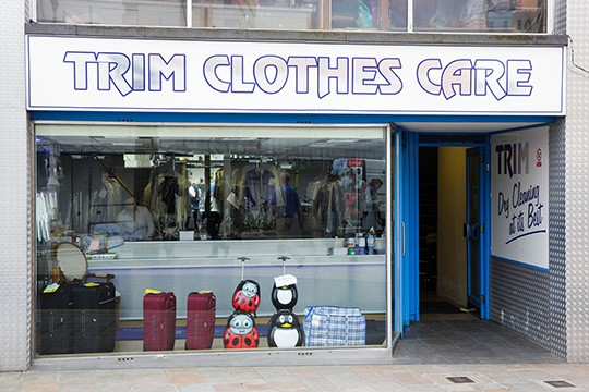 Trim Clothes Care & Cobblers Key